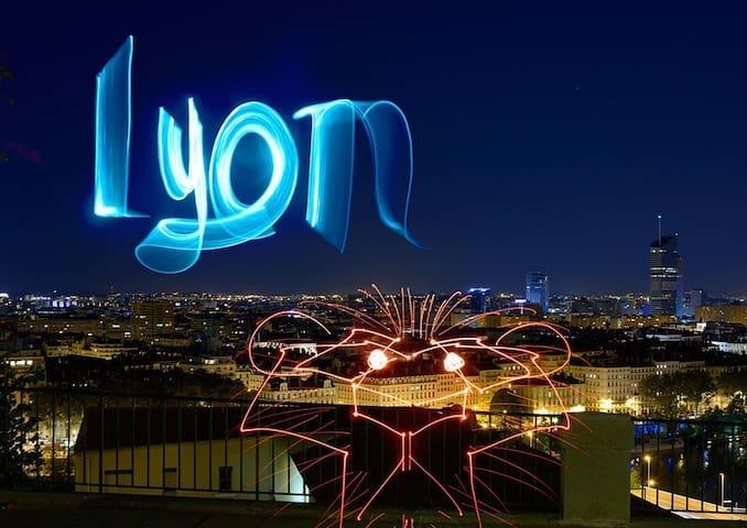LYON - OULLINS Centre  - Courte et longue durée -