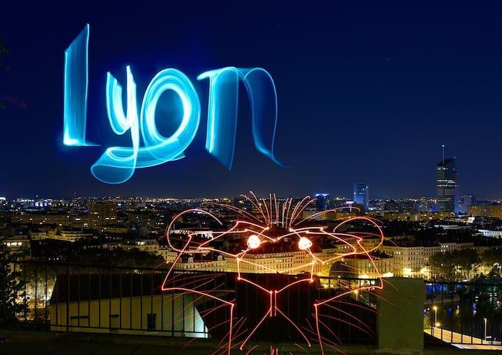 LYON - Oullins Centre  - Courte et longue durée