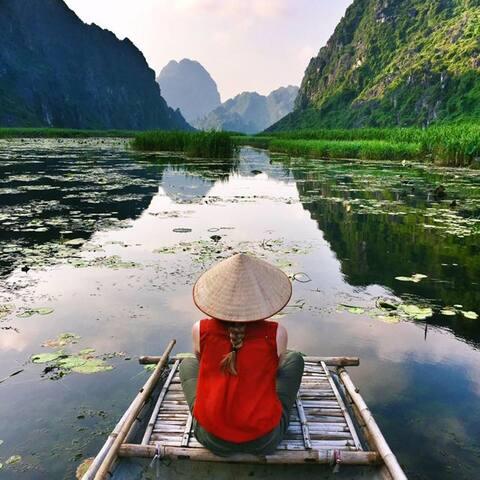 Deluxe Triple Mountain, Garden Views - Thành phố Ninh Bình