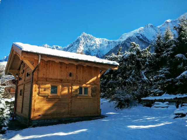 Chamonix Valley New and Cosy Chalet - Les Houches - Chalupa