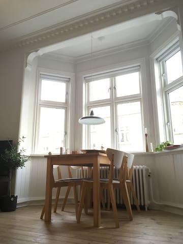 Apartment in Aarhus C, Frederiksbjerg