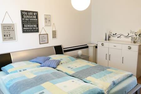 Gemütliche 2-Raumwohnung für max. 4 Personen - Jena