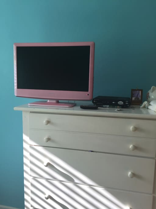 TV included