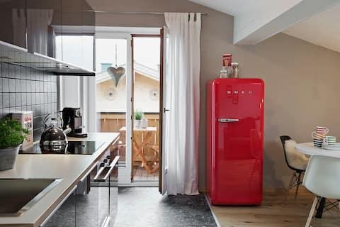 BEWEGTE BERGE | Appartement 4