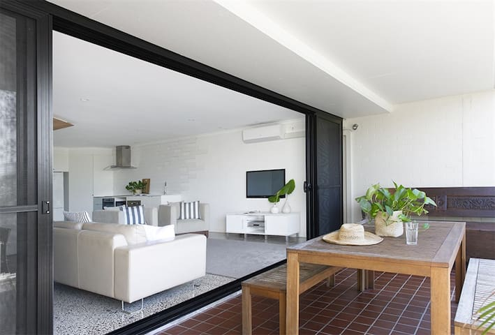 Apartments situated in a true Oasis of Byron Bay