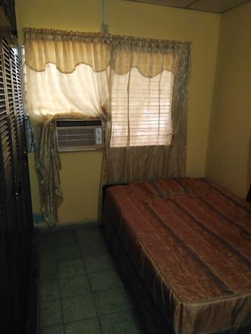 Hospedajes para 1 pareja en habitación acogedora.