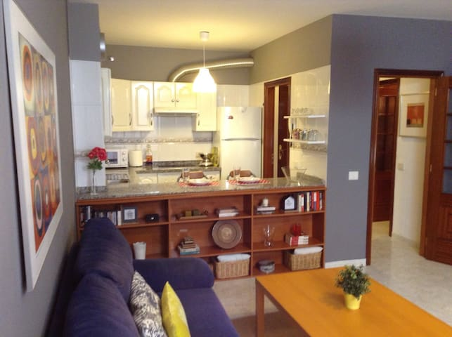 Vivienda con terraza y parking - Tegueste - Appartement