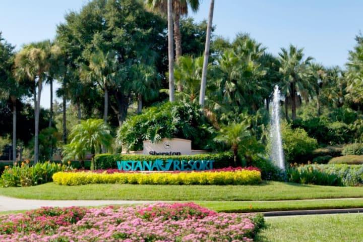 Orlando Sheraton Vistana Resort Villas 30Dec-6Jan