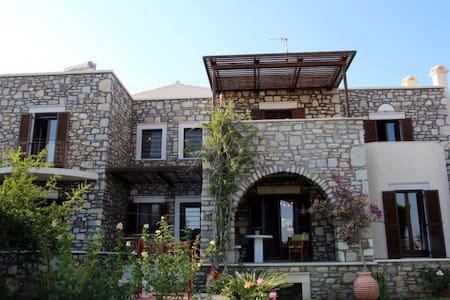 CASA KALY 3 APARTMENTS ALL HOUSE - Agia Anna