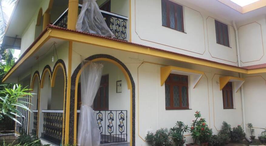 Elegant & Cozy 5BHK Villa @Benaulim