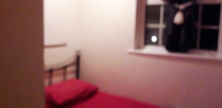 Beautiful village, small room to rent.