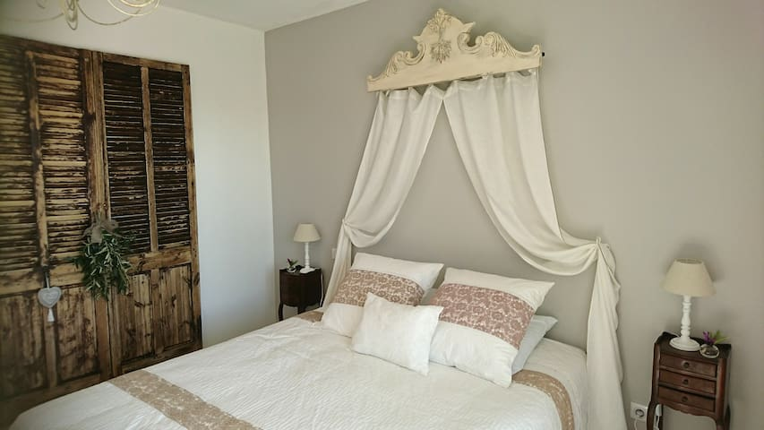 La balade romantique - Flayosc - Bed & Breakfast
