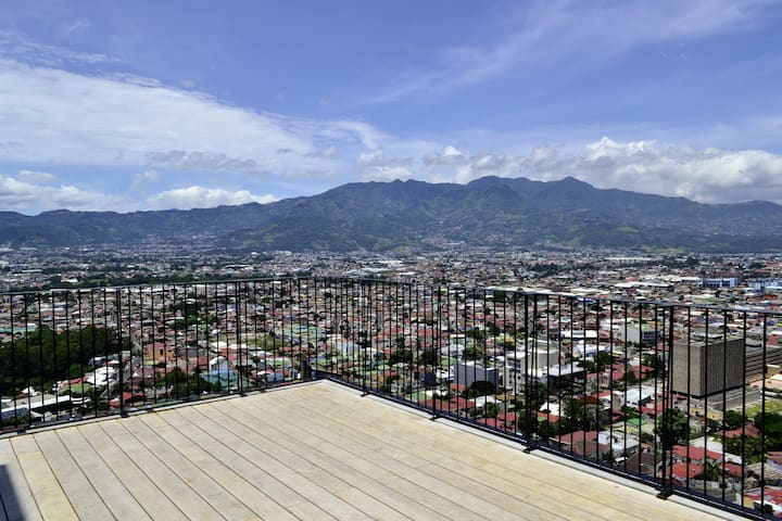URBN-21: Vacation apartment in Barrio Escalante