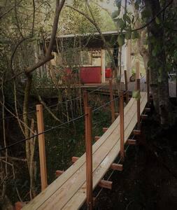 Plettenberg Bay Inland, Bridge Cottage Thornybush