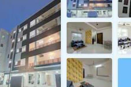 One BHK Studio Flats at Gachibowli with Kitchen