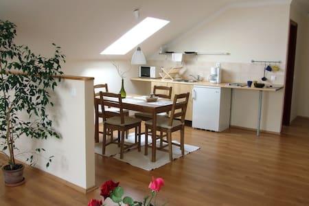 APARTMANHÁZ KOMÁROMBAN - Lägenhet