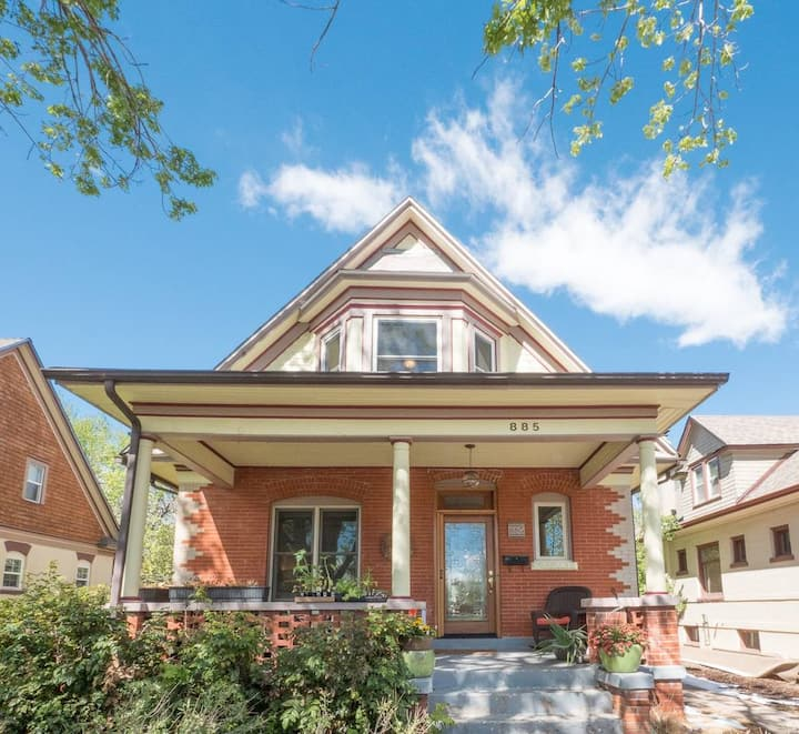 Beautiful Wash Park Home 3 Bedroom