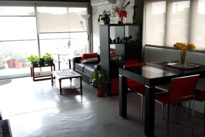 Luxury Loft in Barracas*****