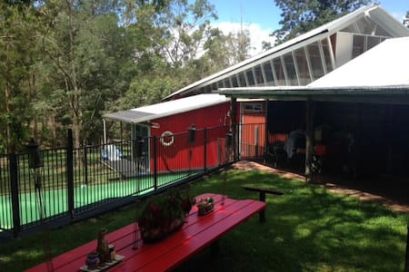 Hinterland Hideaway (Multiple Rooms) - Mudgeeraba