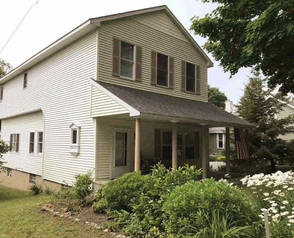 NEW! Leelanau Landing - In the heart of Frankfort