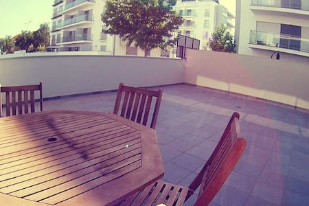 Attractive room with private WC - Leiria - Apartemen