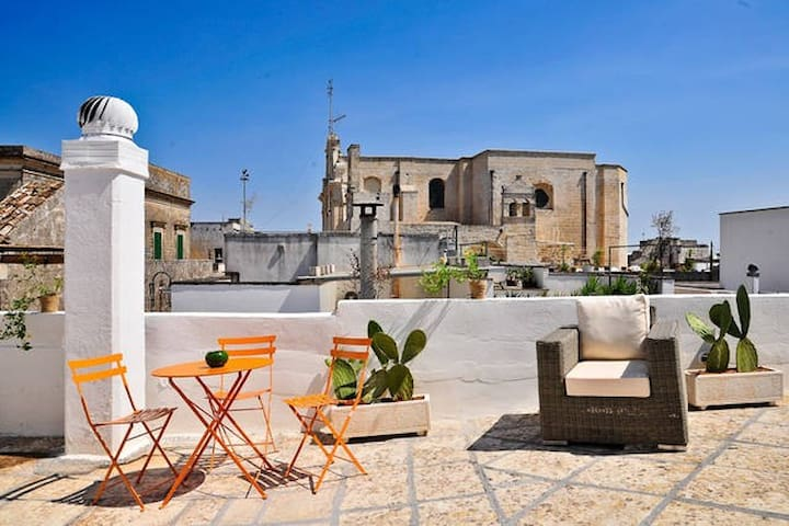 Appartamento Melograno, Salento (6 km dal mare) - Surano - Apartment