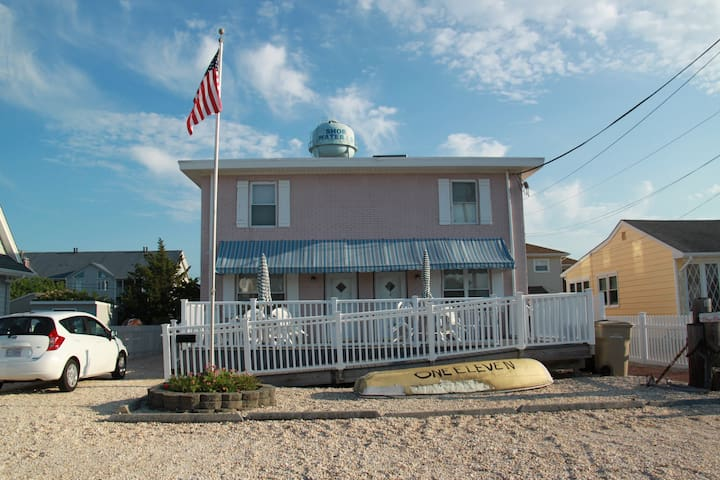 Perfect Seaside Family Beach Rental - Seaside Park - Casa