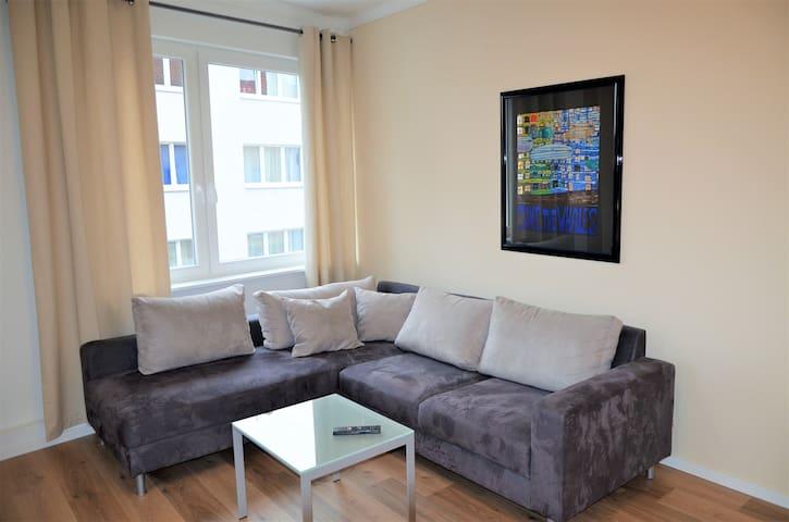 Modern apartment Hannover Centrum-City Flat HbF 2