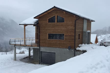 Modern new Chalet in Ax Les Thermes