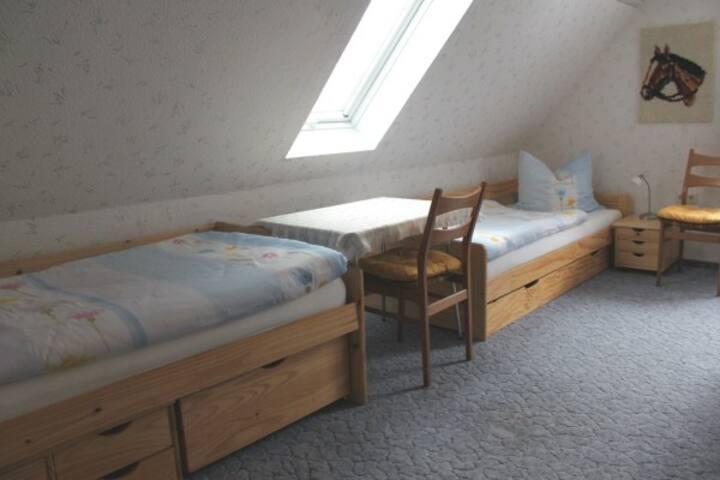 Ferienwohnung Schreyer (Bischofsgrün), Ferienwohnung mit kostenfreiem WLAN