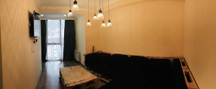 Cozy apartment in the center of Bakuriani