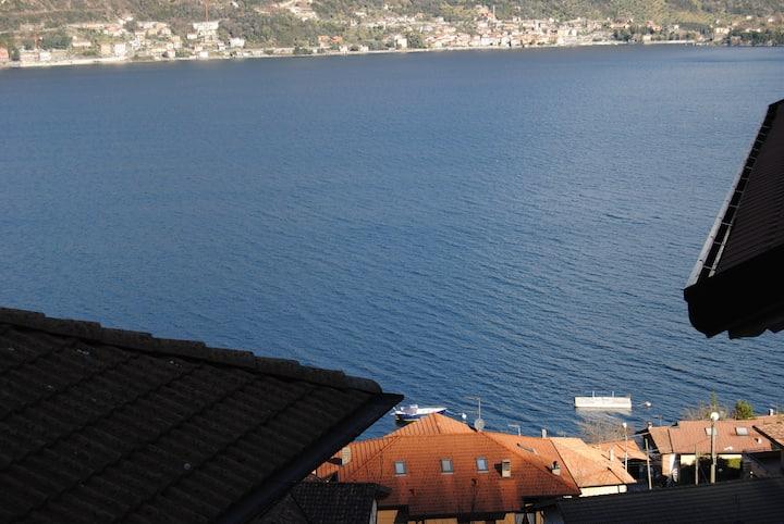 Casa da Giorgia view Lake Como