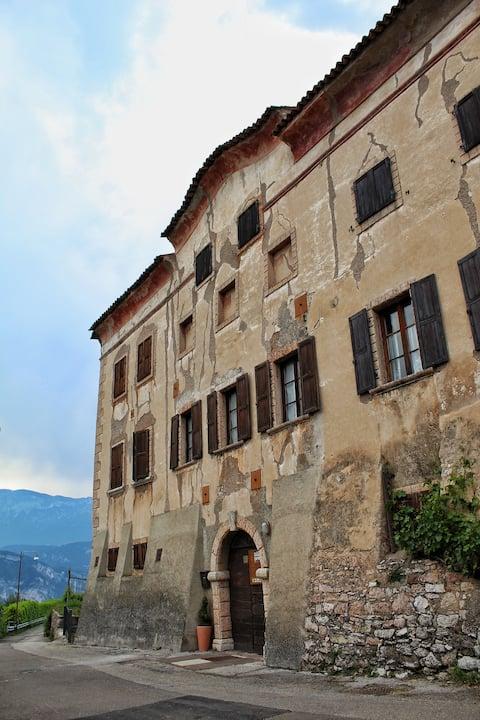 Appartement in de zeventiende-eeuwse boerderij