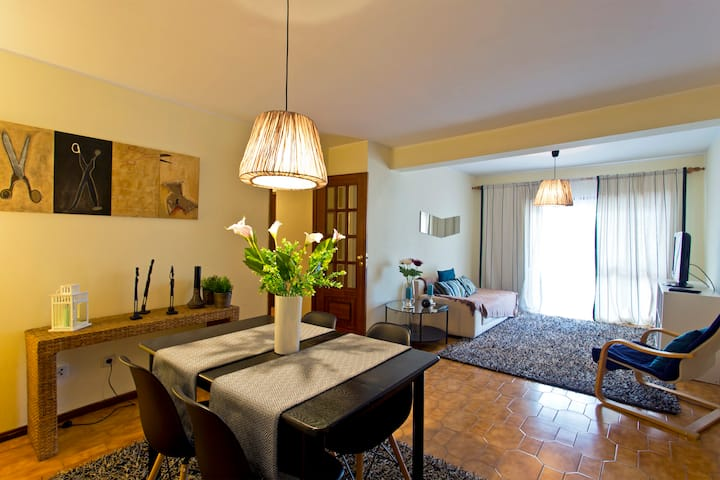 Cozy Apartment by Douro River