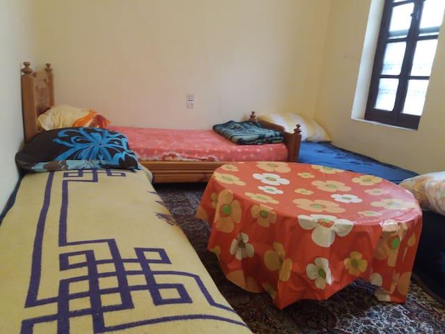 Chambre Anas