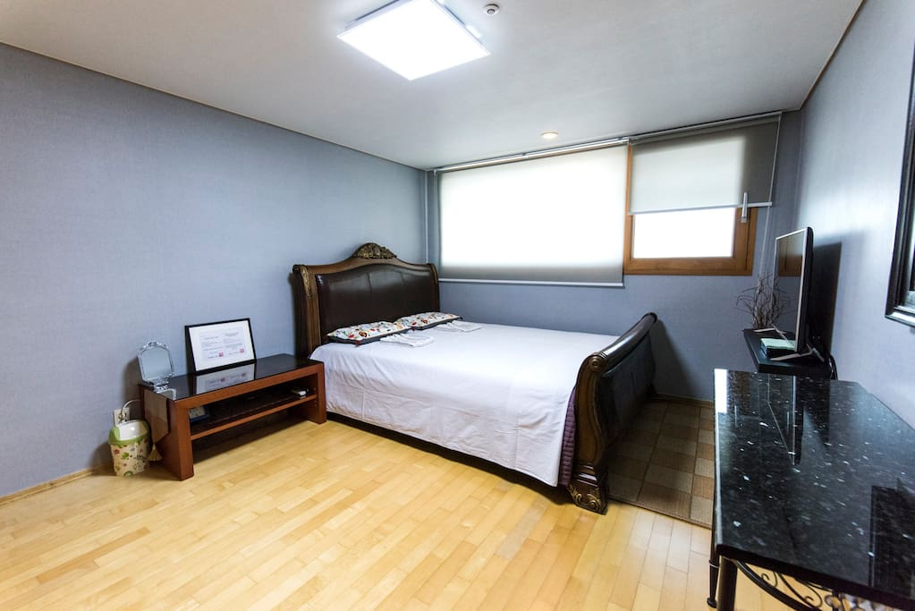 Seocho House-Bed Room