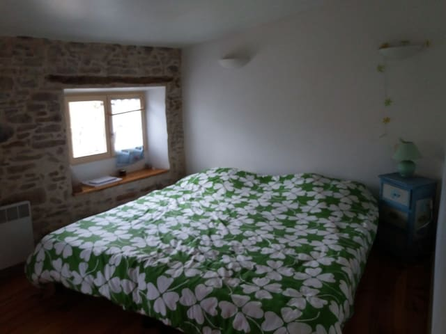 Chambre cosy dans village de charme