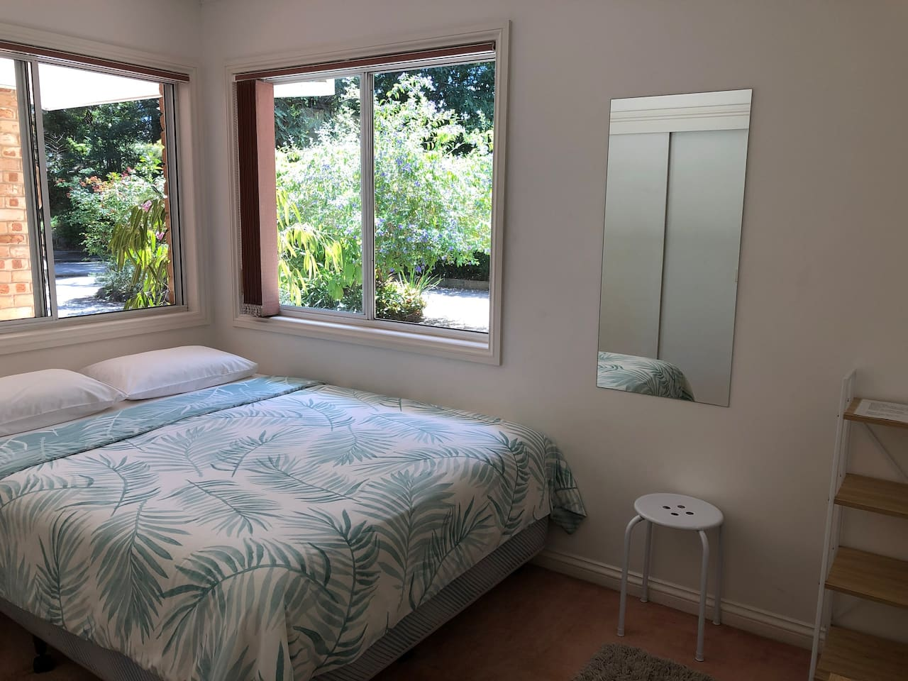 Your peaceful comfortable bedroom
