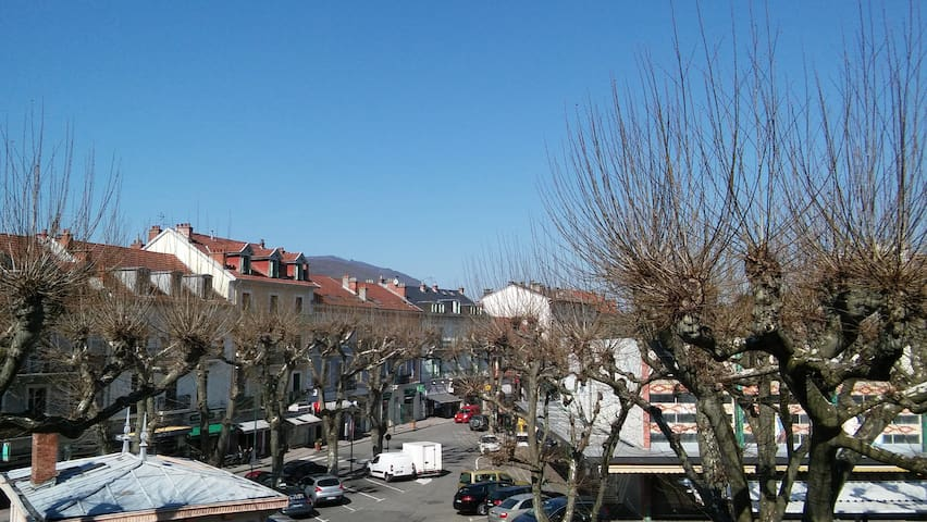 Appartement Place du Marché Aix les Bains - Aix-les-Bains - Byt