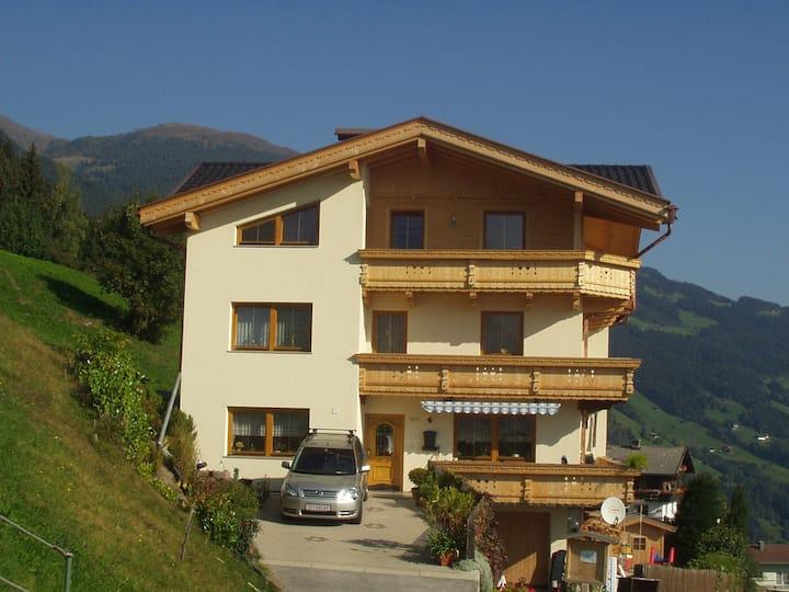 Appartement Hippach, schöne Aussicht,  Skigebiet