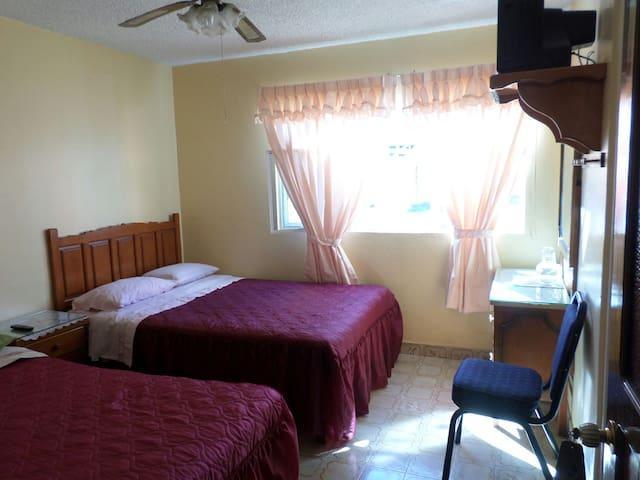 Casa de Huespedes Pina - Ixtapan de la Sal - Casa
