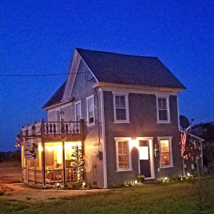 A Sea Glass Cottage