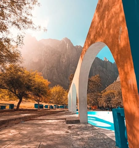 Quinta La Pagoda, Lodging-Camping