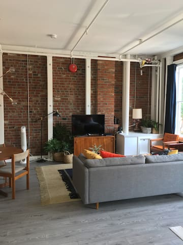 """""""the Neutra"""" Luxury Loft in the Heart of the City"""
