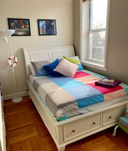 CLEAN & COZY PRIVATE ROOM SHARING APARTMENT QUEENS
