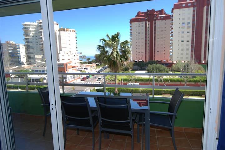 Apartment Overlooking sea. Premium. WIFI Swi Pool