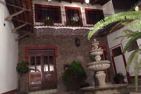 Casa típica de la region - Tapalpa - Huis