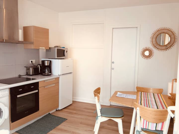 Appartement 28m2 idéalement situé à Concarneau