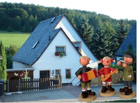 Spielzeugdorf Seiffen - Erzgebirge