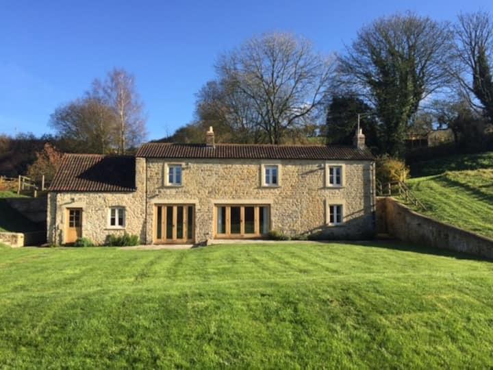 Mill House at Mill Farm, Batcombe